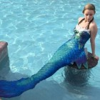 Silicone Mermaid Tail Costume - Costume Pop