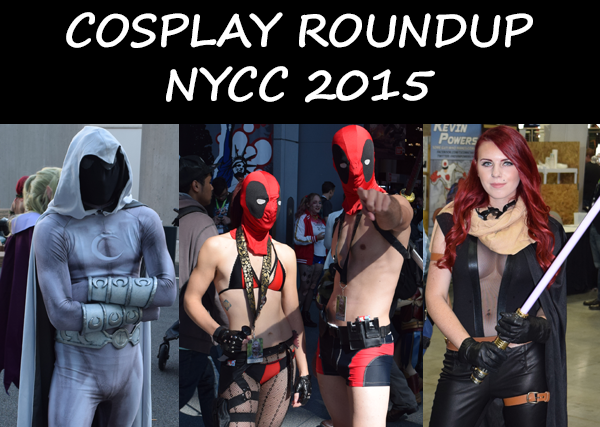 NYCC Cosplay 2015